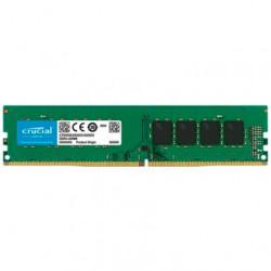 Memoria PC CRUCIAL DDR4 16GB 2666MHz UDIMM