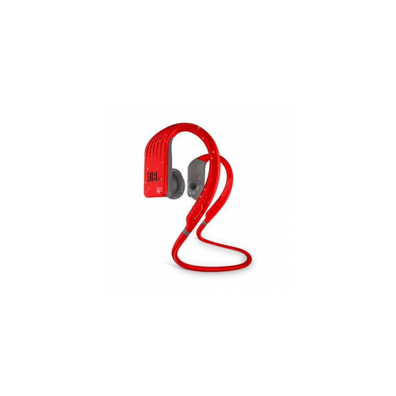 Auriculares Bluetooth  Endurance Jump Rojo