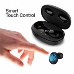 Auriculares Bluetooth Skeipods E65 Negro
