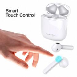 Auriculares Bluetooth ARGOM Skeipods Pro E80 Blanco