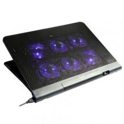 Soporte con ventilador para laptops de videojuegos
