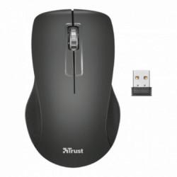 Teclado Inalámbrico Trust Ziva Español con Mouse