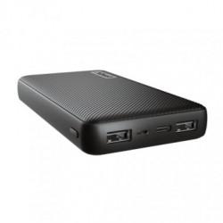 Cargador USB Trust Primo 20.000 mAh Negro