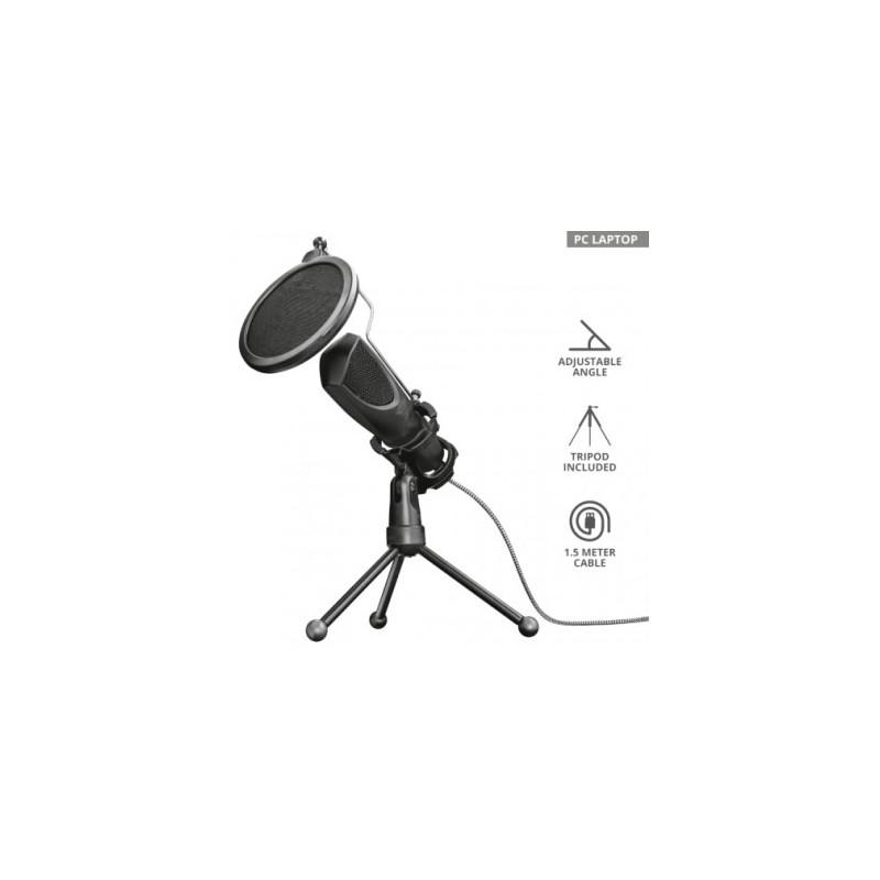 Micrófono USB Trust GXT232 Mantis