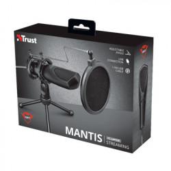 Micrófono USB Trust GXT232 Mantis Caja