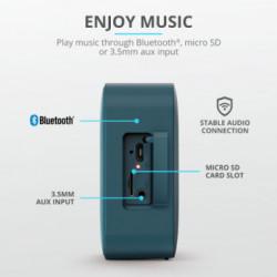 Parlante Bluetooth Trust Zowy Azul