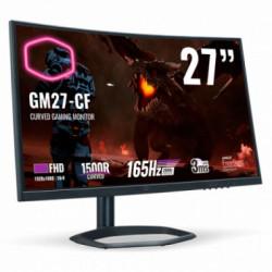 """Monitor Gamer GM27-CF 27"""" VA 165Hz 1080p Curvo"""