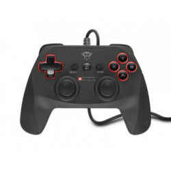 Joystick GXT540 Yula Negro para PS3 y PC