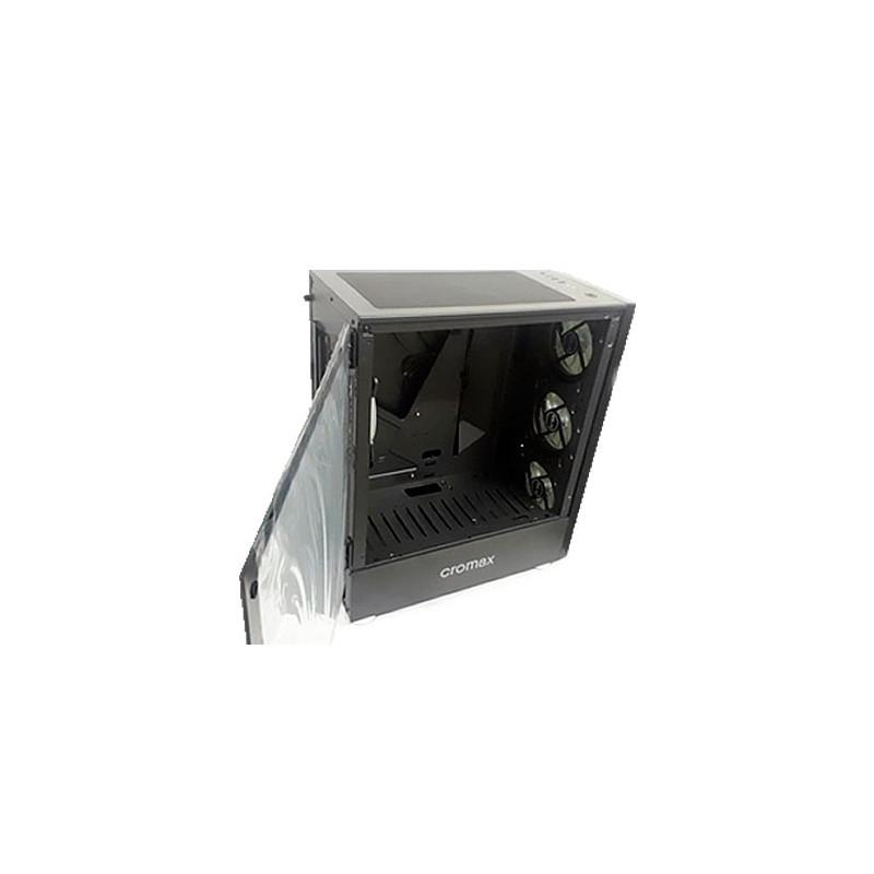Gabinete CM-2802 PC Gamer Lateral transparente s/f