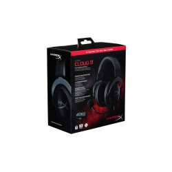 HyperX Cloud II Gaming Gun Metal packaging