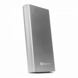 Cargador portatil 15000 MAH Silver Klip Xtreme KBH-200SV