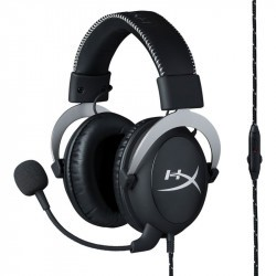 HyperX Cloud Gaming Silver