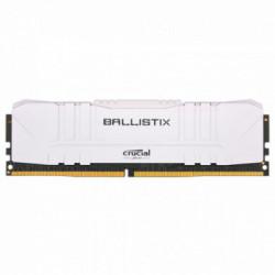 Memoria PC Crucial Ballistix DDR4 8GB 3000MHz CL15 - White