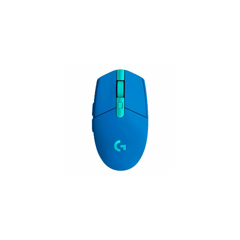 Mouse Gaming Inalámbrico G305 LIGHTSPEED Azul