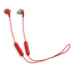 Auriculares Bluetooth  Endurance Run Rojo