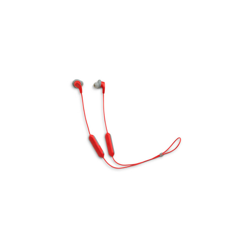 Auriculares Bluetooth  Endurance Run Rojo