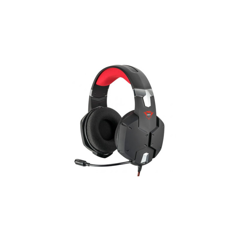 Auriculares Gaming GXT 322 Carus Negro