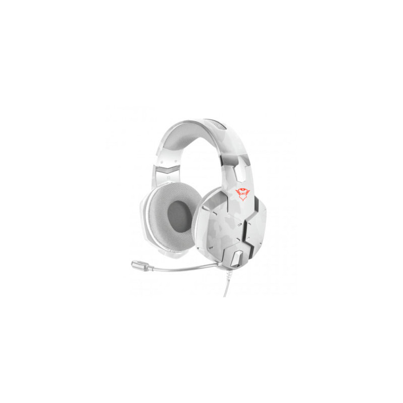 Auriculares Gaming GXT322W Carus Snow