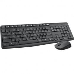 Teclado y Mouse Logitech MK235