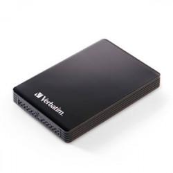 Disco SSD Externo 256Gb usb 3.1 black Verbatim Vx460