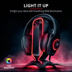 Soporte para auriculares Trust GXT265 Cintar RGB