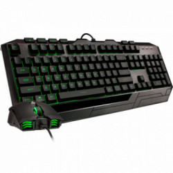Teclado Gamer Devastator 3 Plus Hibrido Led 7 colo