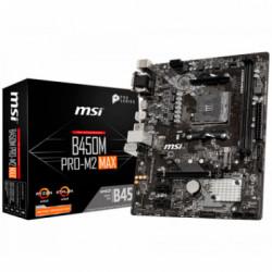 Motherboard (AM4) B450M PRO-M2 MAX