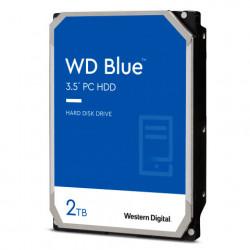 """Disco duro interno 2TB 3.5"""" WD Blue SATA 6 Gb/s 256MB"""
