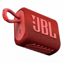 Parlante Bluetooth JBL GO 3 Rojo