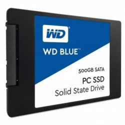 WD SSD 500GB Blue 2.5""