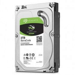 Seagate Barracuda 2TB SATA 6 GB/s 64MB