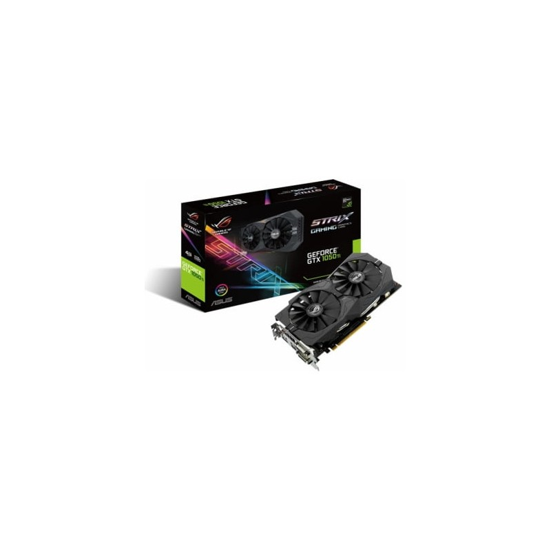 ASUS STRIX GTX 1050TI 4GB GAMING BOX