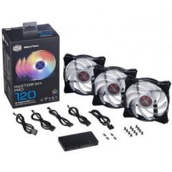 Cooler MFP120AB RGB 3en1 con control