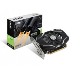 MSI GTX 1050 2G OC Box
