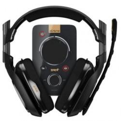 Logitech A40TR + MixAmp