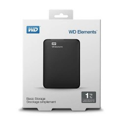 WD Elements 1TB USB 3.0