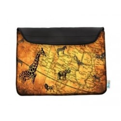 BAGS Antique Map Neoprene 3mm