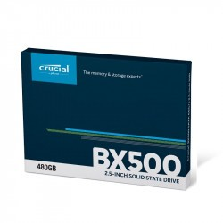 CRUCIAL BX500 480GB Package
