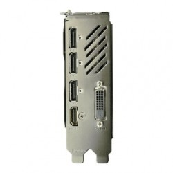 Gigabyte Radeon RX 580 Gaming 8G puertos