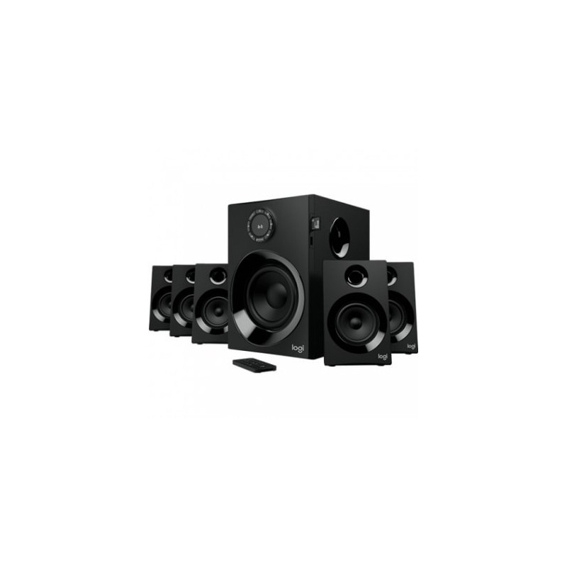 Parlantes Logitech Z607 5.1 Surround con BT