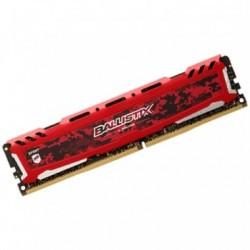 Memoria Ballistix Sport LT Red 8GB DDR4-2400