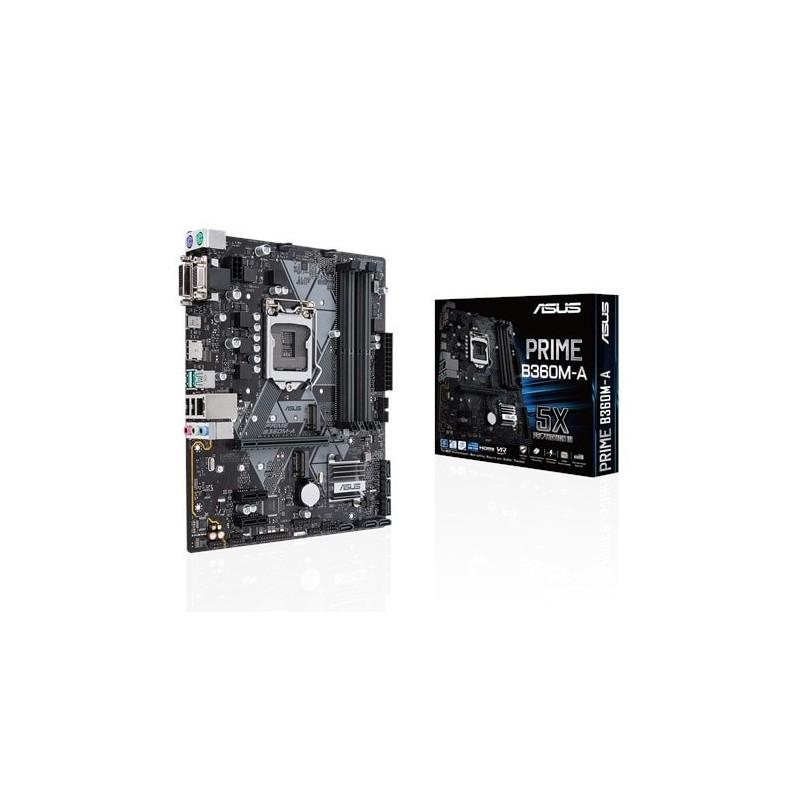 Motherboard ASUS PRIME B360M-A (1151 V.2)