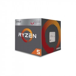 Micro Ryzen 5 2400G AM4...