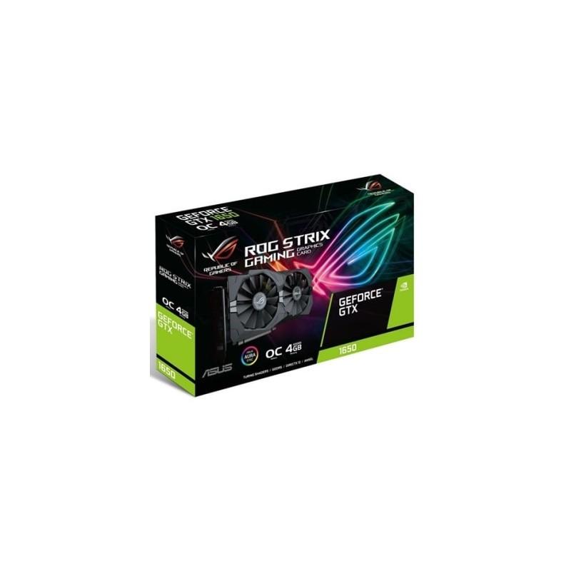 ASUS ROG STRIX GTX 1650 O4G GAMING