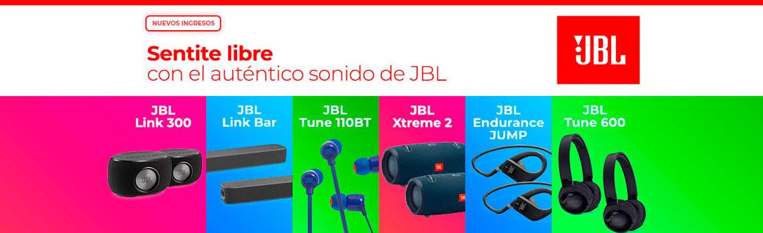 Catálogo JBL