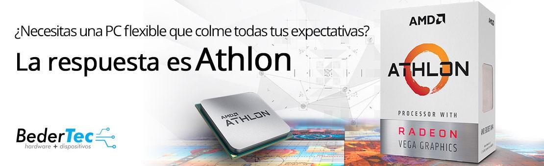 Procesadores AMD Athlon